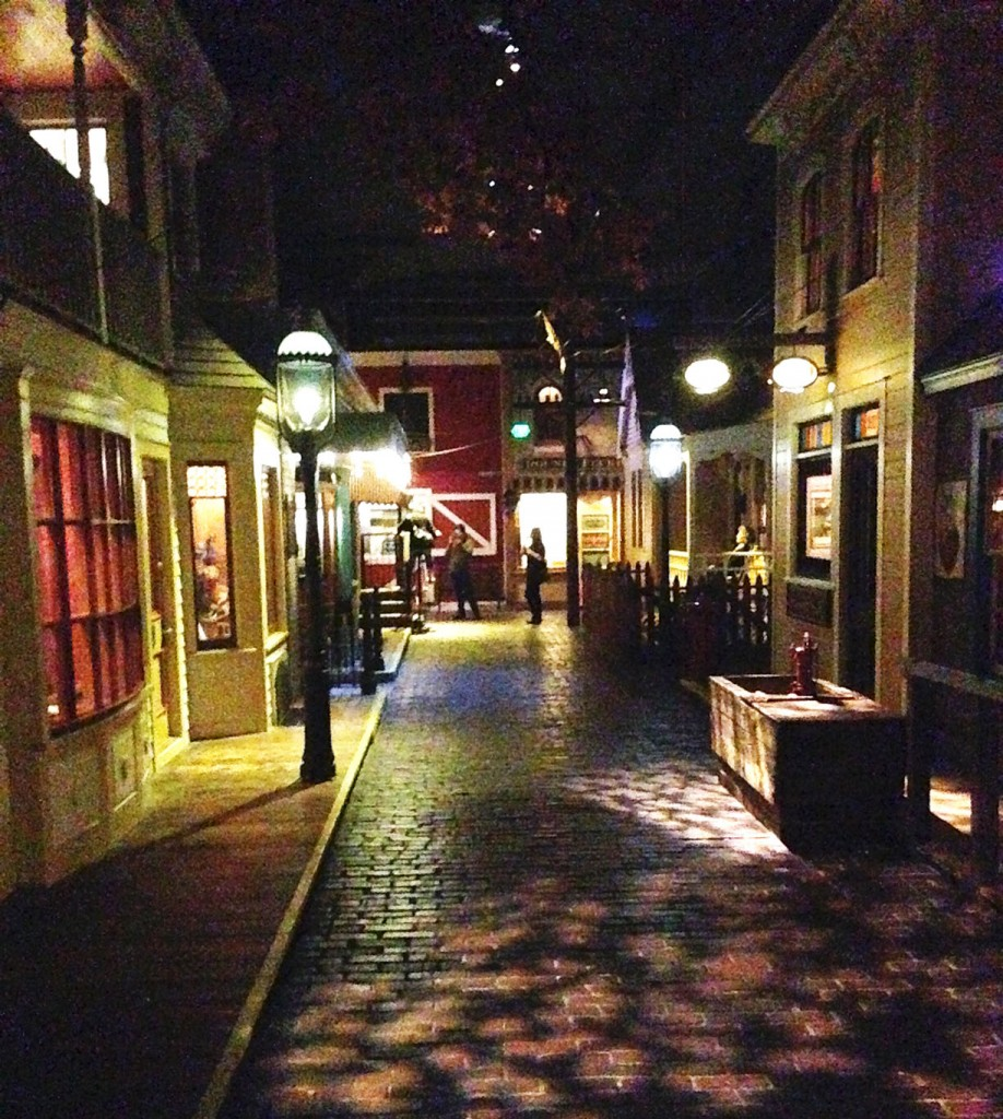 Romantic Nostalgia and a new experience converge on the Streets of Old Milwaukee