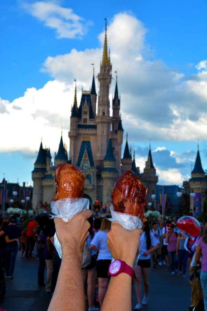 Thanksgiving in the Magic Kingdom