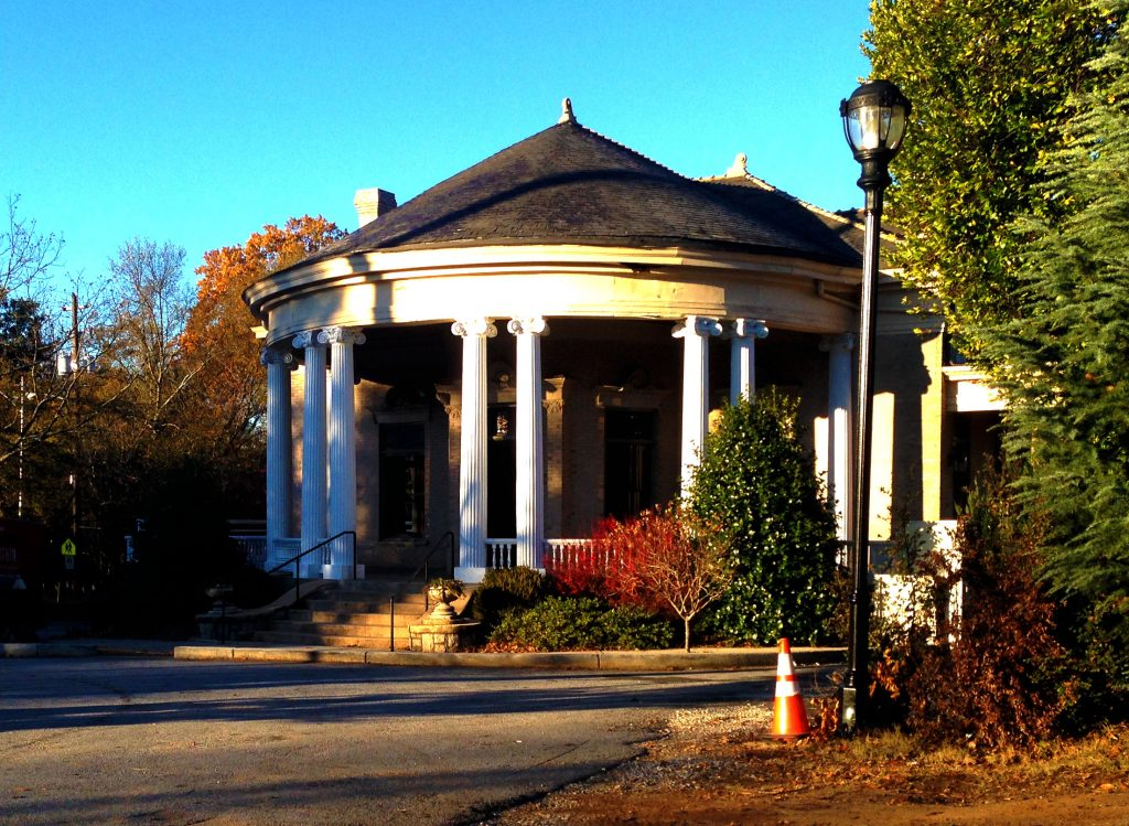 The Wrecking Bar - in a restored Mansion in Little Five Points
